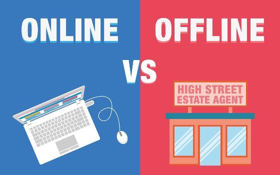 Online-Offline-