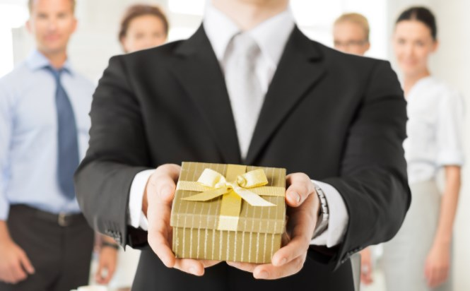 copprate gifts