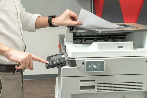 Mesin Fotocopy Usaha Kecil