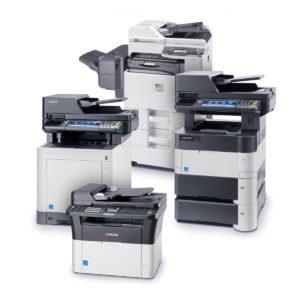 Mesin Fotocopy Mini Kyocera