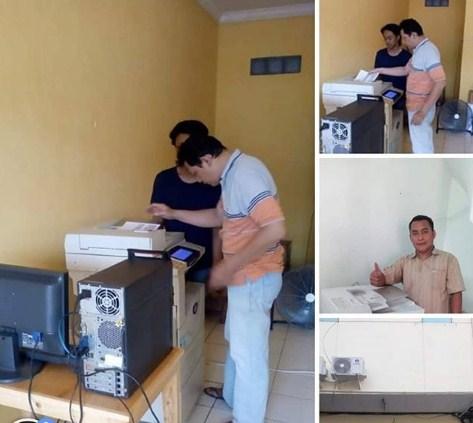 Mesin Fotocopy Xerox Vivace 550
