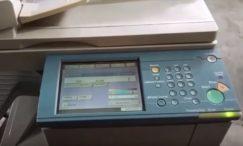 Cara Mengatasi Error Mesin Fotocopy Canon IR