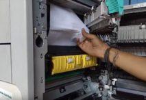 Cara Mengatasi Paper Jam Mesin Fotocoy Canon