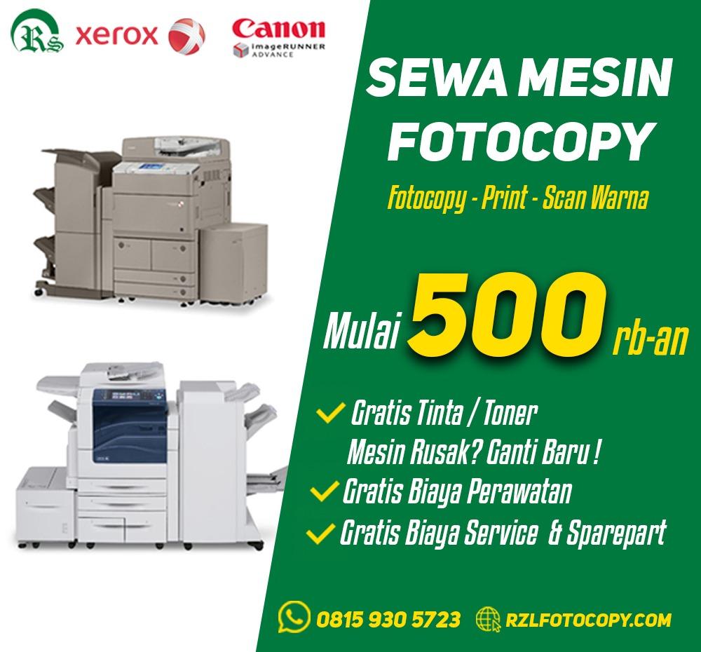 Banner Sewa Mesin Fotocopy